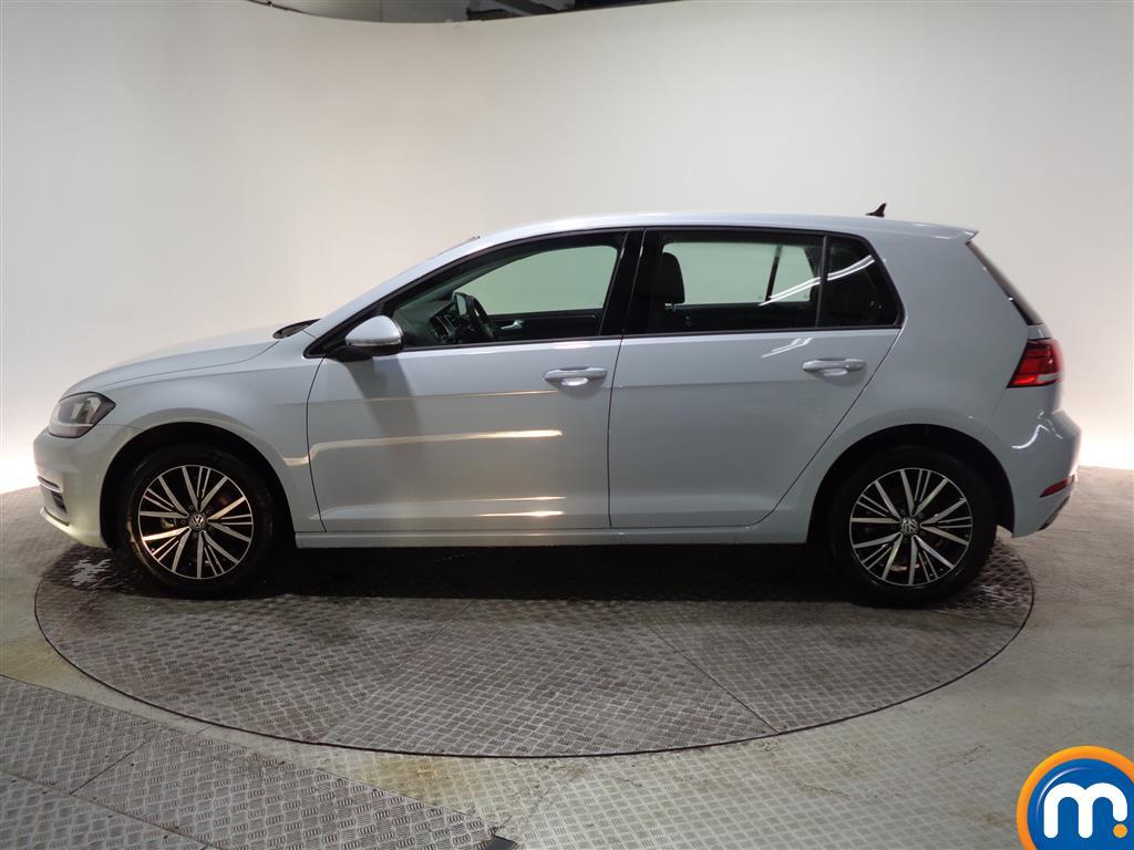 Volkswagen Golf SE Manual Petrol Hatchback - Stock Number (957842) - Drivers side