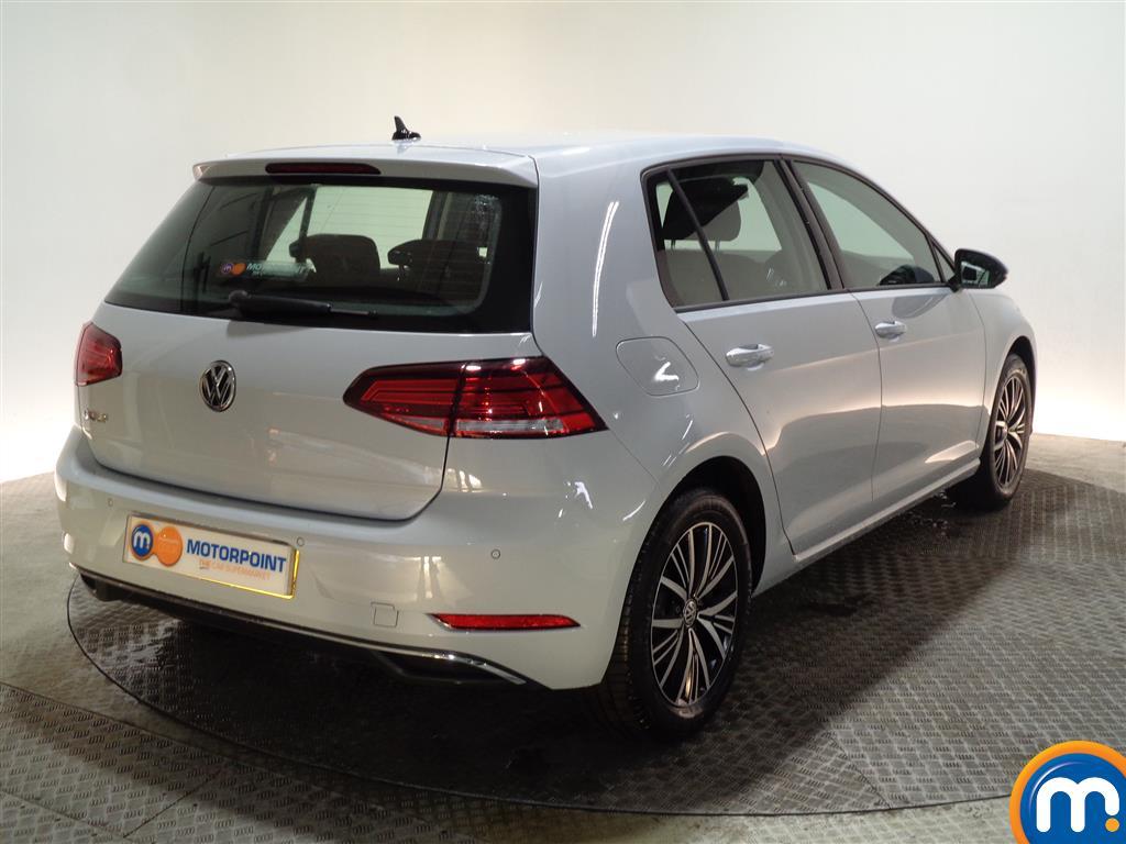 Volkswagen Golf SE Manual Petrol Hatchback - Stock Number (957842) - Drivers side rear corner