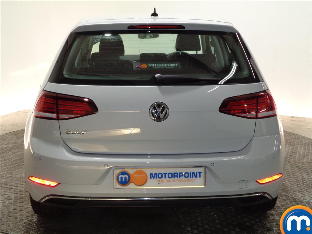 Volkswagen Golf SE Manual Petrol Hatchback - Stock Number (957842) - Rear bumper