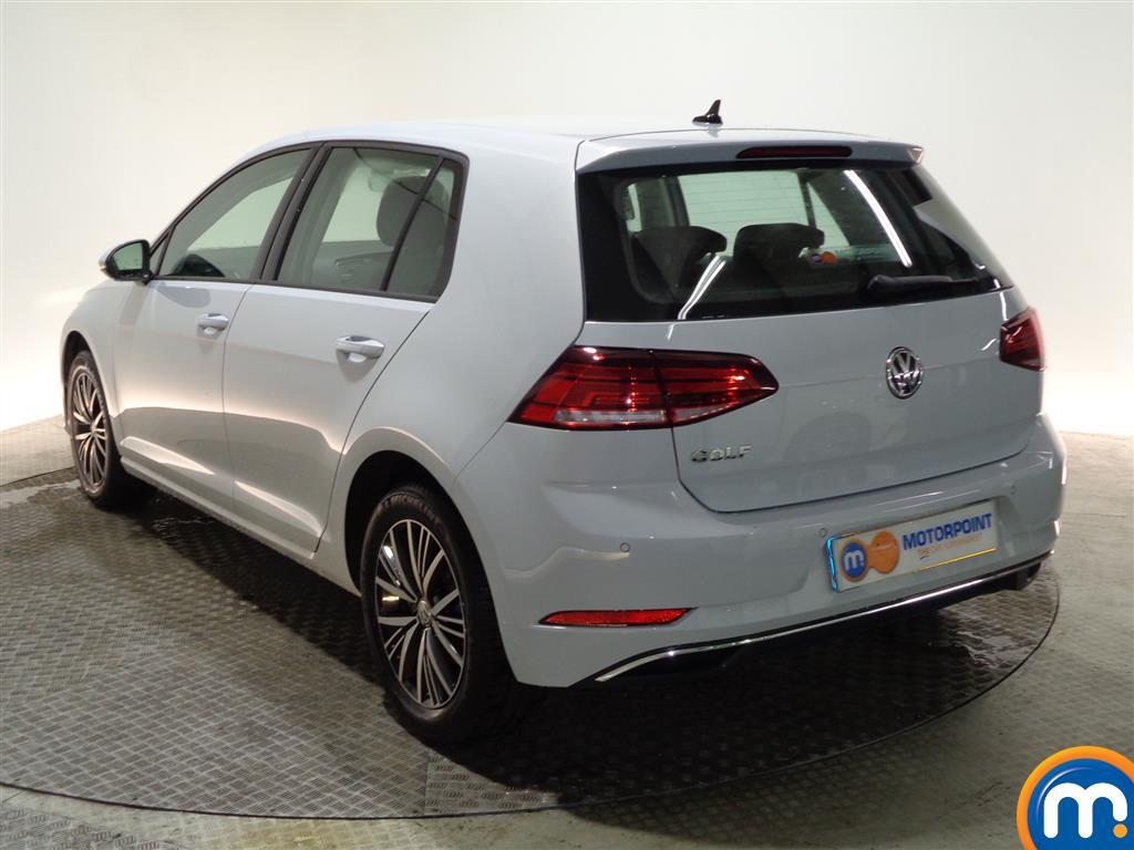 Volkswagen Golf SE Manual Petrol Hatchback - Stock Number (957842) - Passenger side rear corner