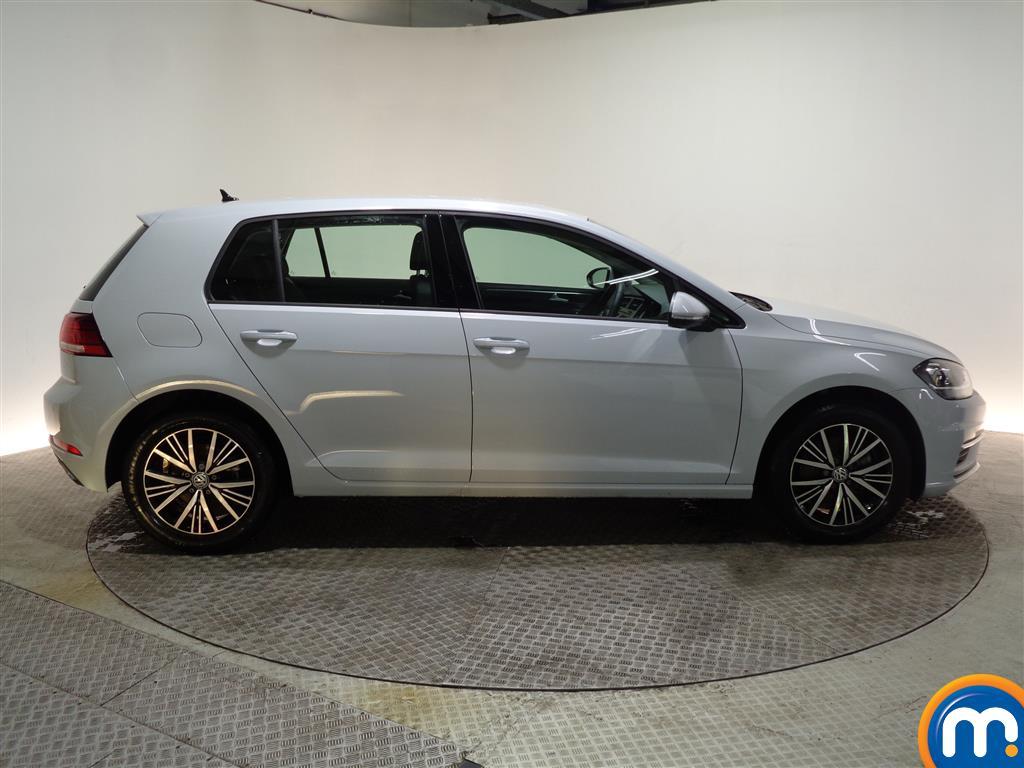 Volkswagen Golf SE Manual Petrol Hatchback - Stock Number (957842) - Passenger side