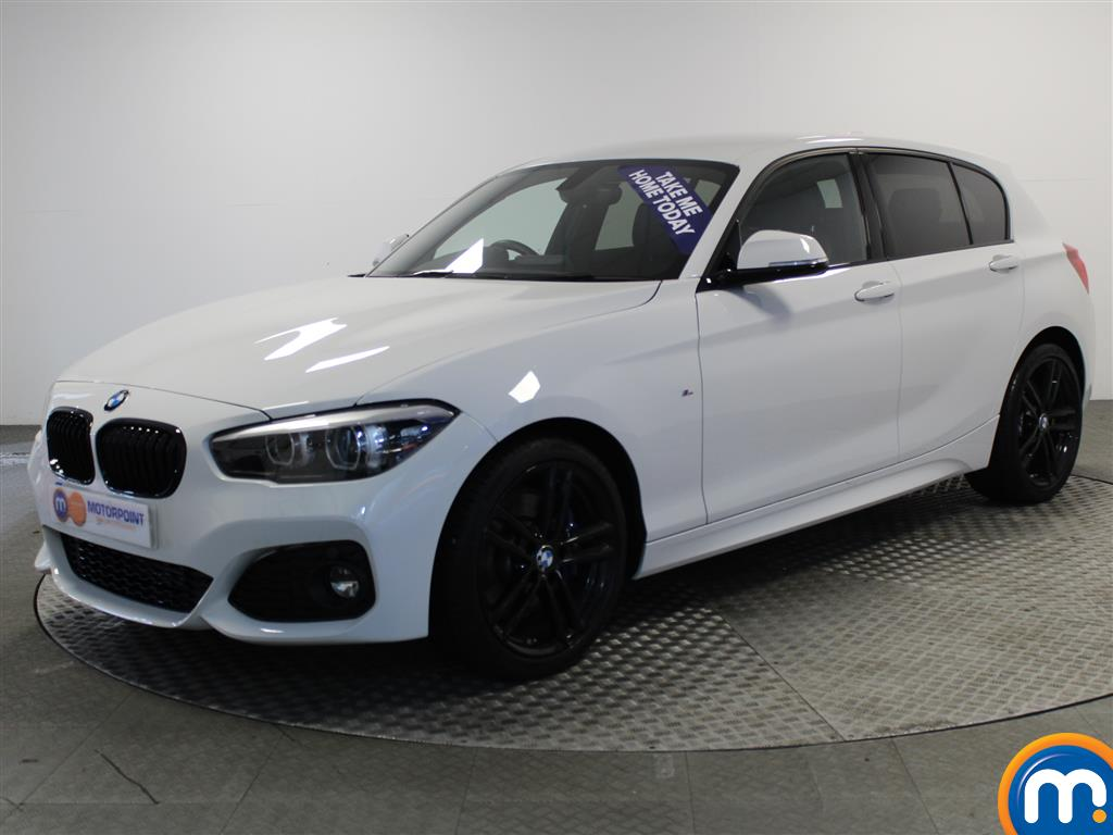 BMW 1 Series M Sport Shadow Edition - Stock Number (964560) - Passenger side front corner