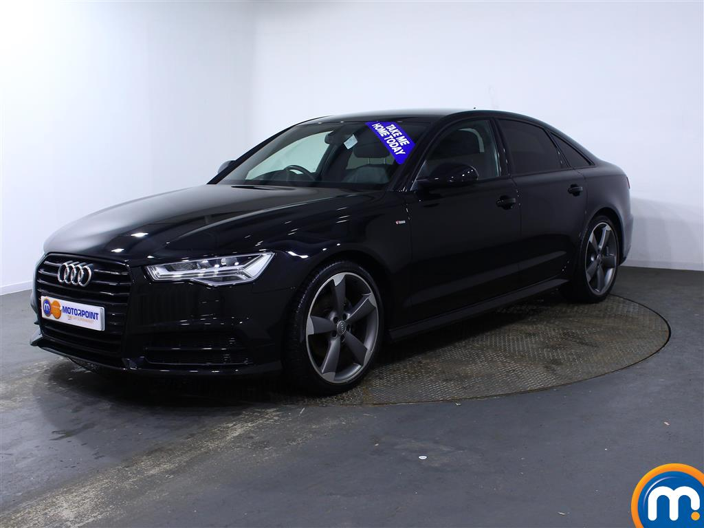 Audi A6 Black Edition Manual Diesel Saloon - Stock Number (974577) - Passenger side front corner