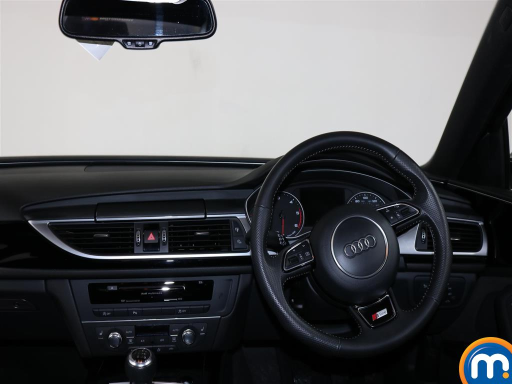 Audi A6 Black Edition Manual Diesel Saloon - Stock Number (974577) - 4th supplementary image