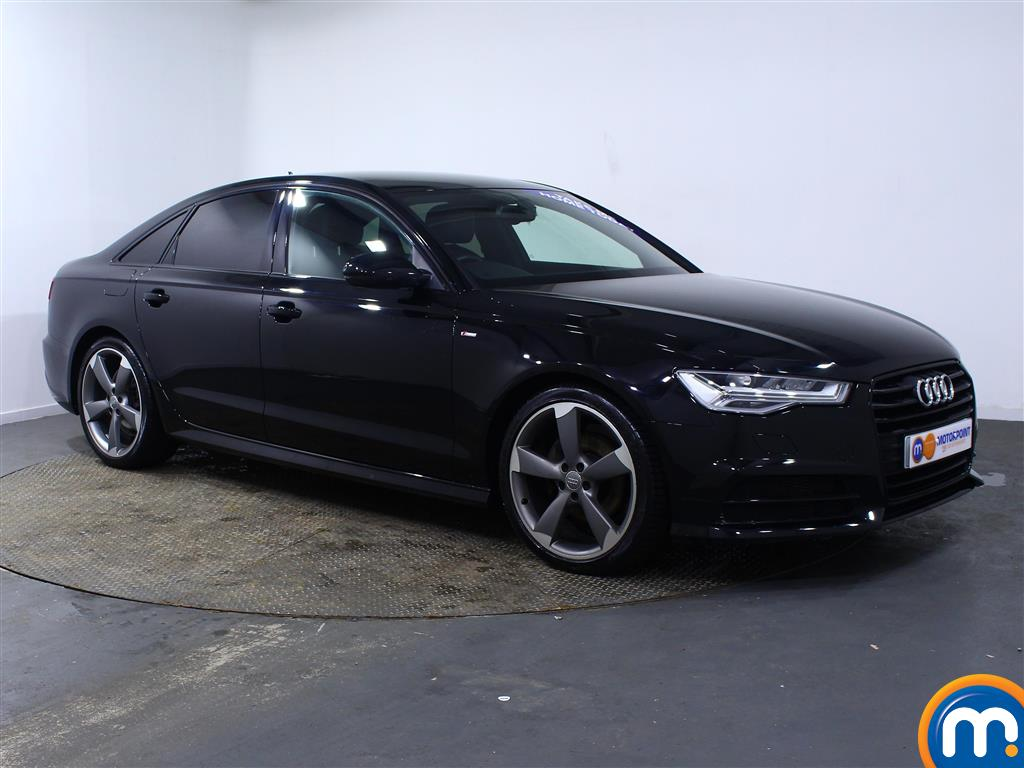 Audi A6 Black Edition Manual Diesel Saloon - Stock Number (974577) - Drivers side front corner