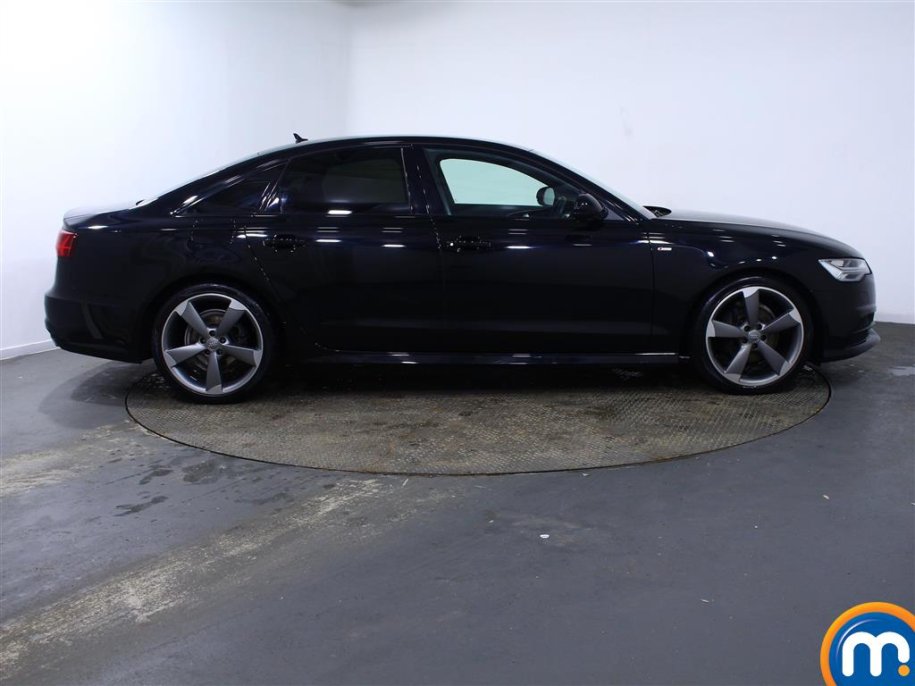 Audi A6 Black Edition Manual Diesel Saloon - Stock Number (974577) - Drivers side