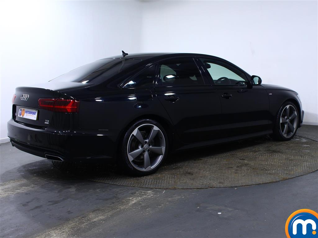 Audi A6 Black Edition Manual Diesel Saloon - Stock Number (974577) - Drivers side rear corner