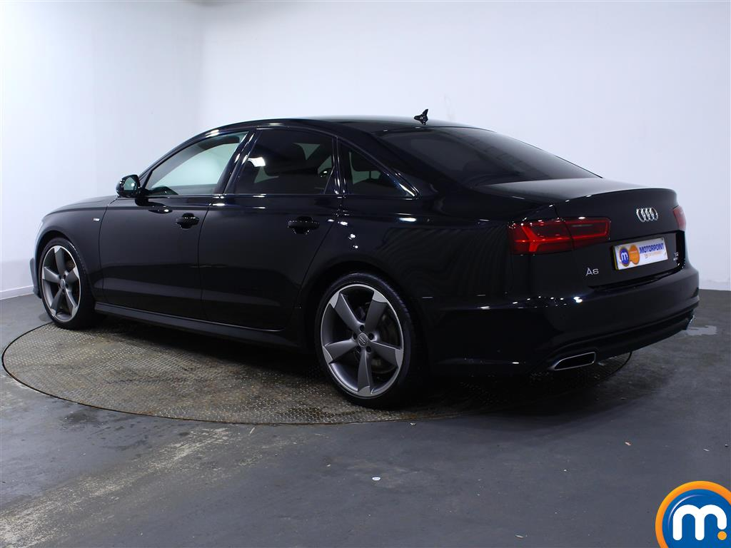 Audi A6 Black Edition Manual Diesel Saloon - Stock Number (974577) - Passenger side rear corner