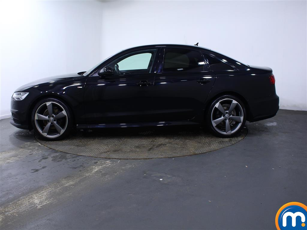 Audi A6 Black Edition Manual Diesel Saloon - Stock Number (974577) - Passenger side