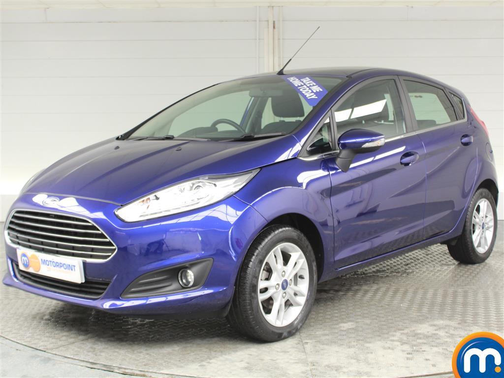 Ford Fiesta Zetec - Stock Number (974926) - Passenger side front corner