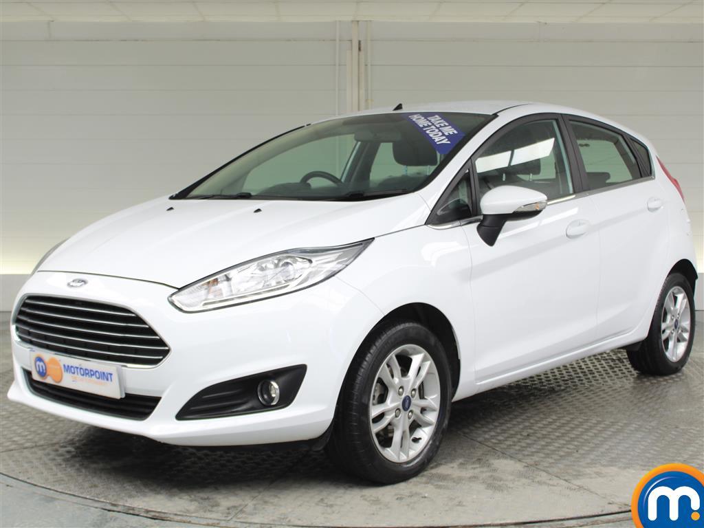 Ford Fiesta Zetec - Stock Number (973202) - Passenger side front corner
