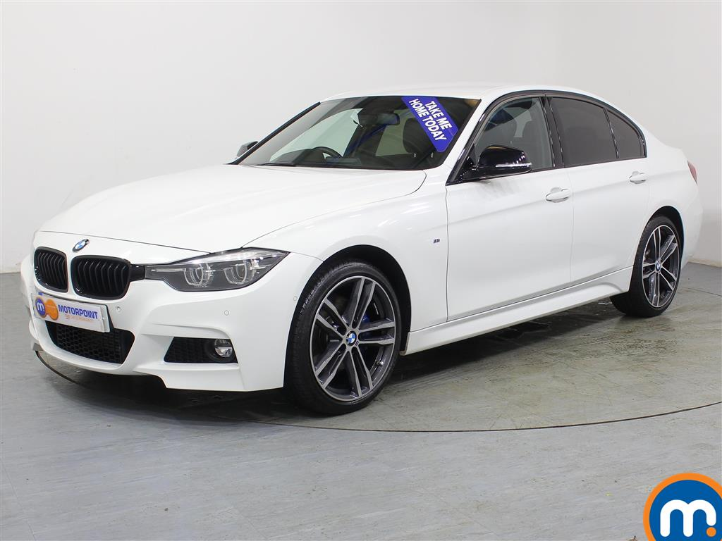 BMW 3 Series M Sport Shadow Edition - Stock Number (958014) - Passenger side front corner