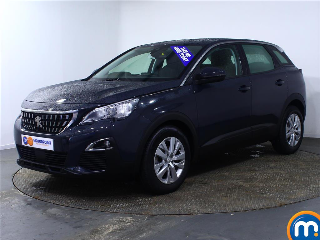 Peugeot 3008 Active - Stock Number (974760) - Passenger side front corner