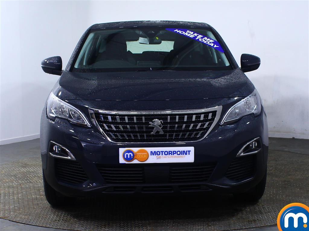 Peugeot 3008 Active Automatic Petrol Estate - Stock Number (974760) - Front bumper