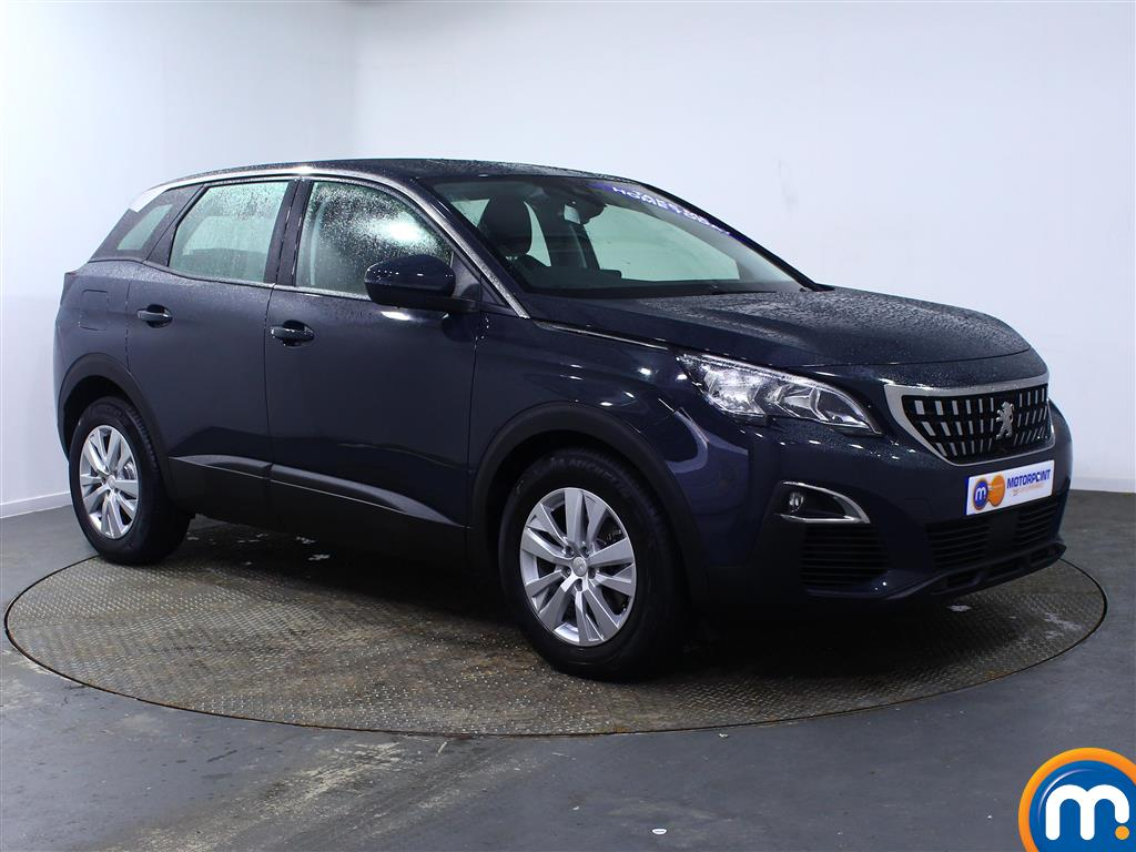 Peugeot 3008 Active Automatic Petrol Estate - Stock Number (974760) - Drivers side front corner