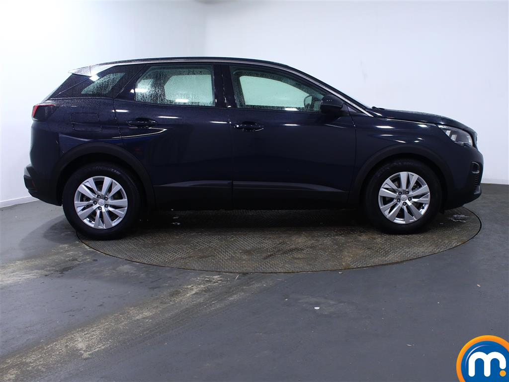 Peugeot 3008 Active Automatic Petrol Estate - Stock Number (974760) - Drivers side