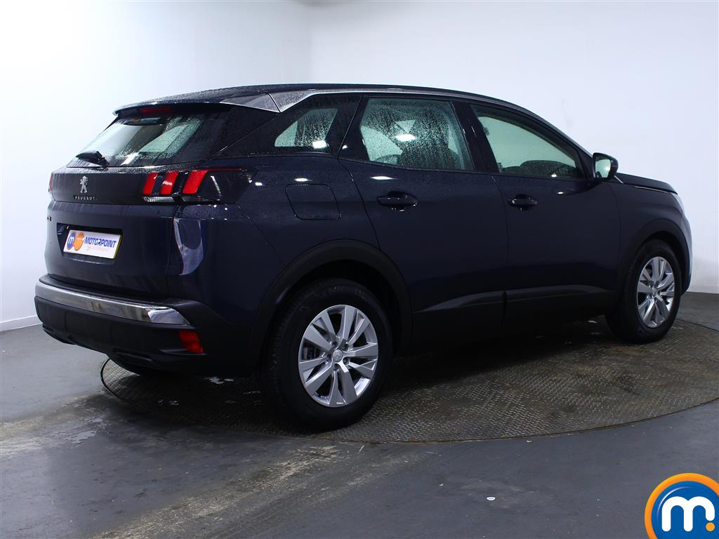Peugeot 3008 Active Automatic Petrol Estate - Stock Number (974760) - Drivers side rear corner