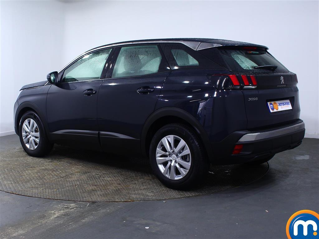 Peugeot 3008 Active Automatic Petrol Estate - Stock Number (974760) - Passenger side rear corner