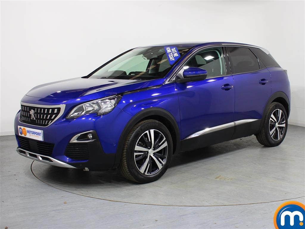 Peugeot 3008 Allure - Stock Number (973012) - Passenger side front corner