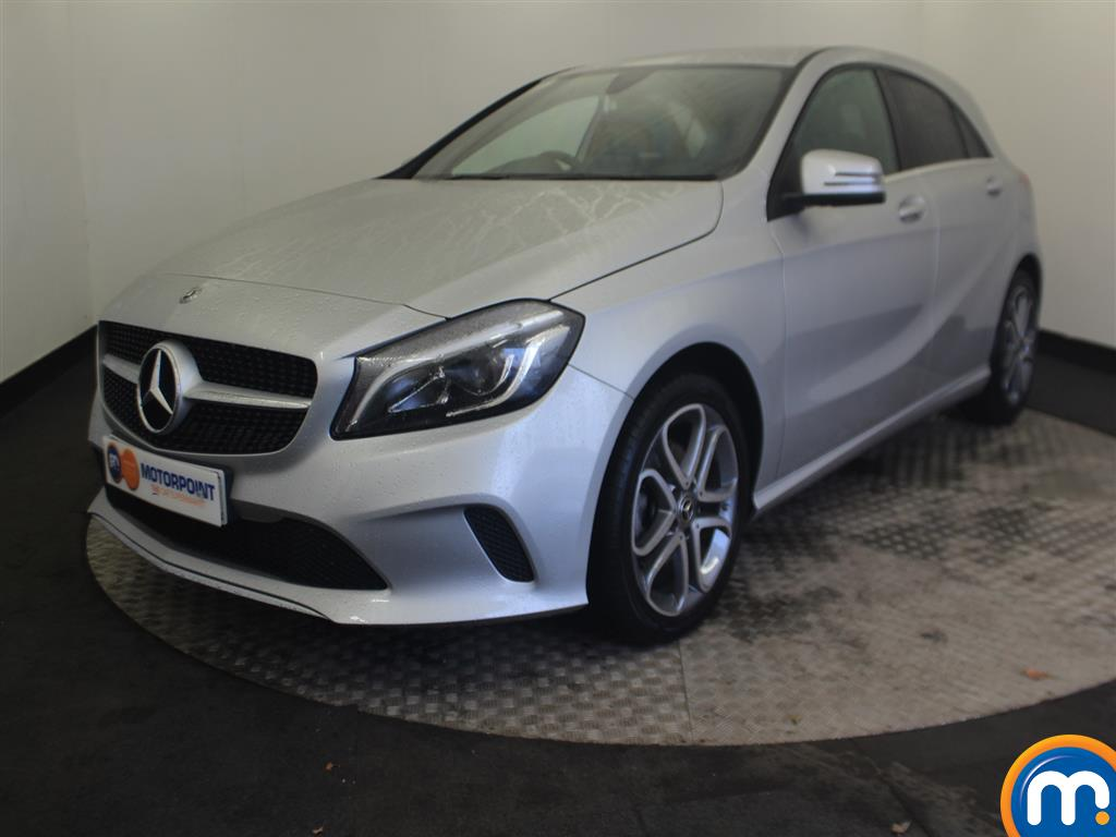 Mercedes-Benz A Class Sport Edition - Stock Number (972544) - Passenger side front corner
