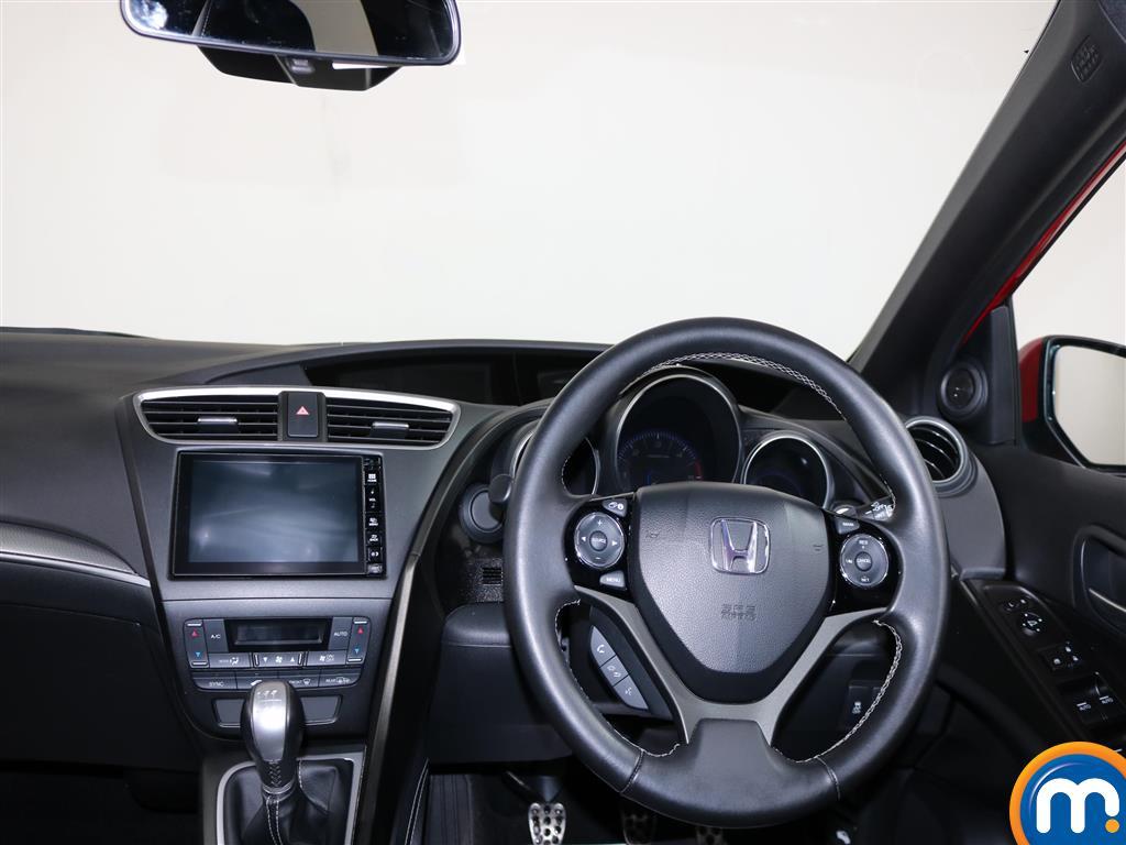 Honda Civic Sport Manual Diesel Hatchback - Stock Number (974562) - 4th supplementary image