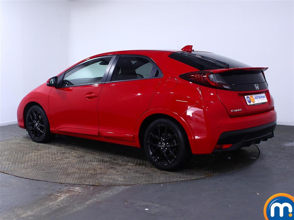 Honda Civic Sport Manual Diesel Hatchback - Stock Number (974562) - Passenger side rear corner