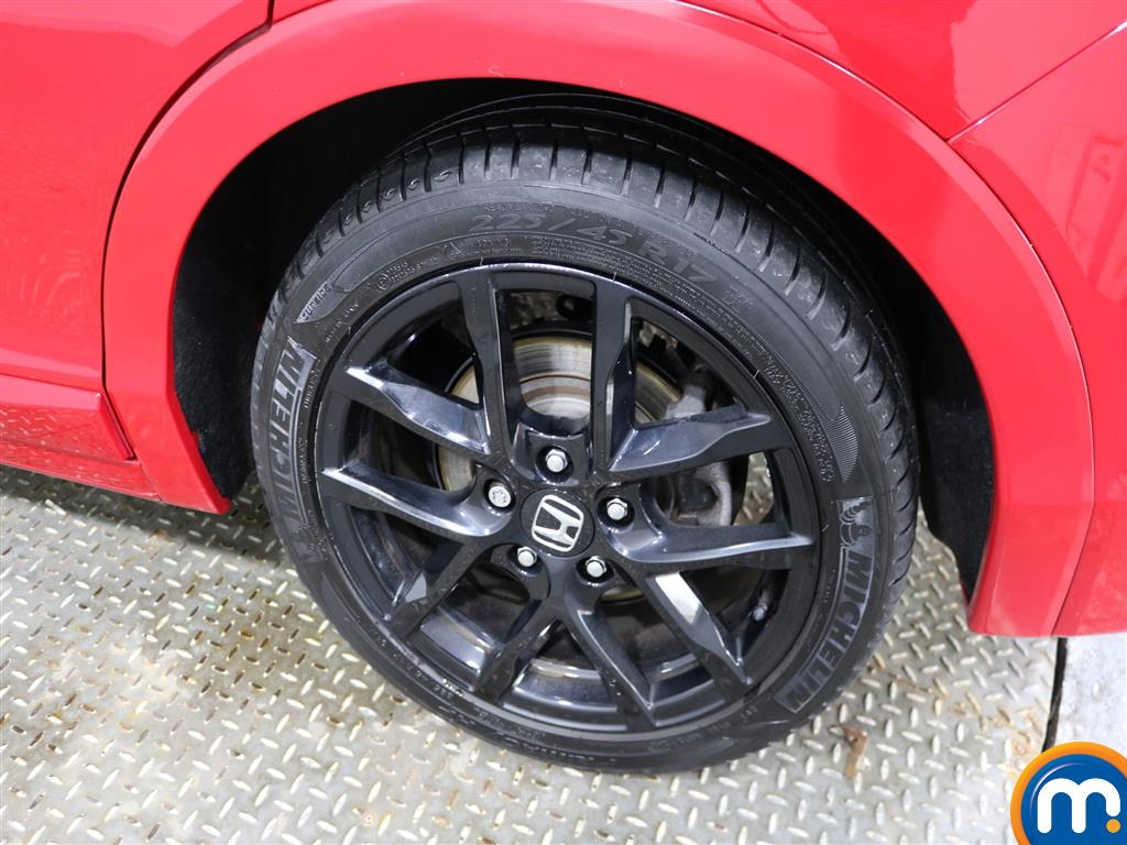 Honda Civic Sport Manual Diesel Hatchback - Stock Number (974562) - 1st supplementary image