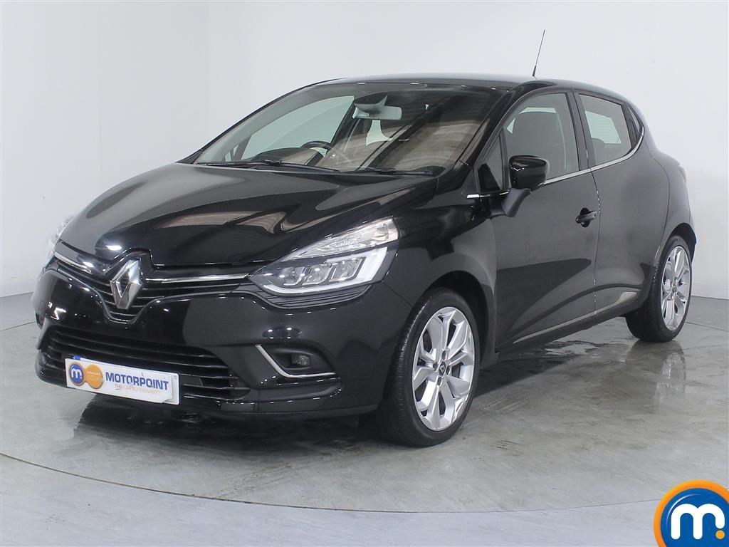 Renault Clio Dynamique S Nav - Stock Number (970654) - Passenger side front corner