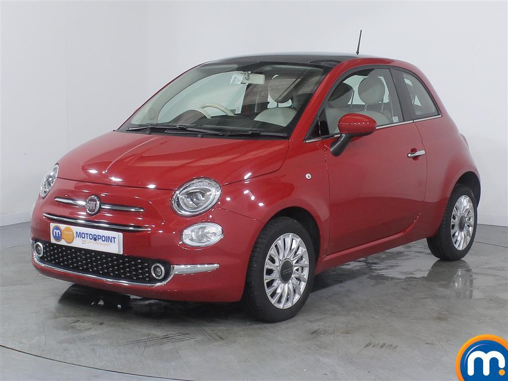Fiat 500 Lounge - Stock Number (966311) - Passenger side front corner