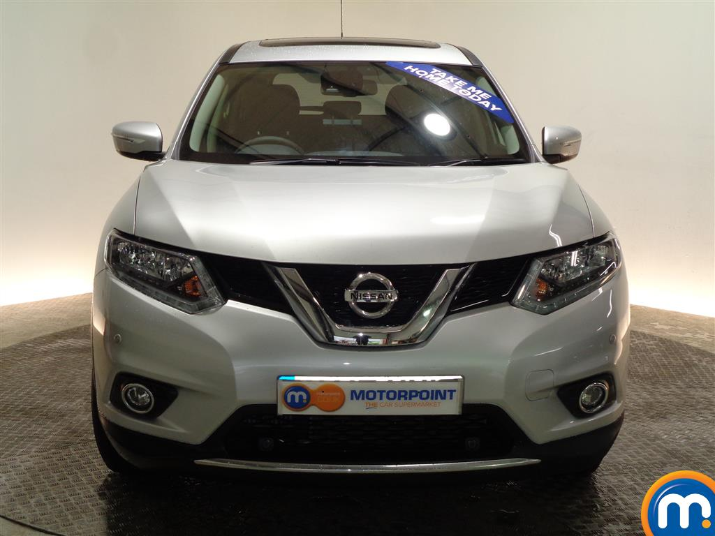Nissan X-Trail Acenta Manual Diesel Crossover - Stock Number (974963) - Front bumper