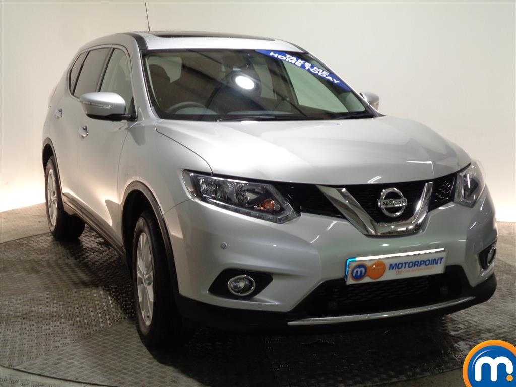 Nissan X-Trail Acenta Manual Diesel Crossover - Stock Number (974963) - Drivers side front corner