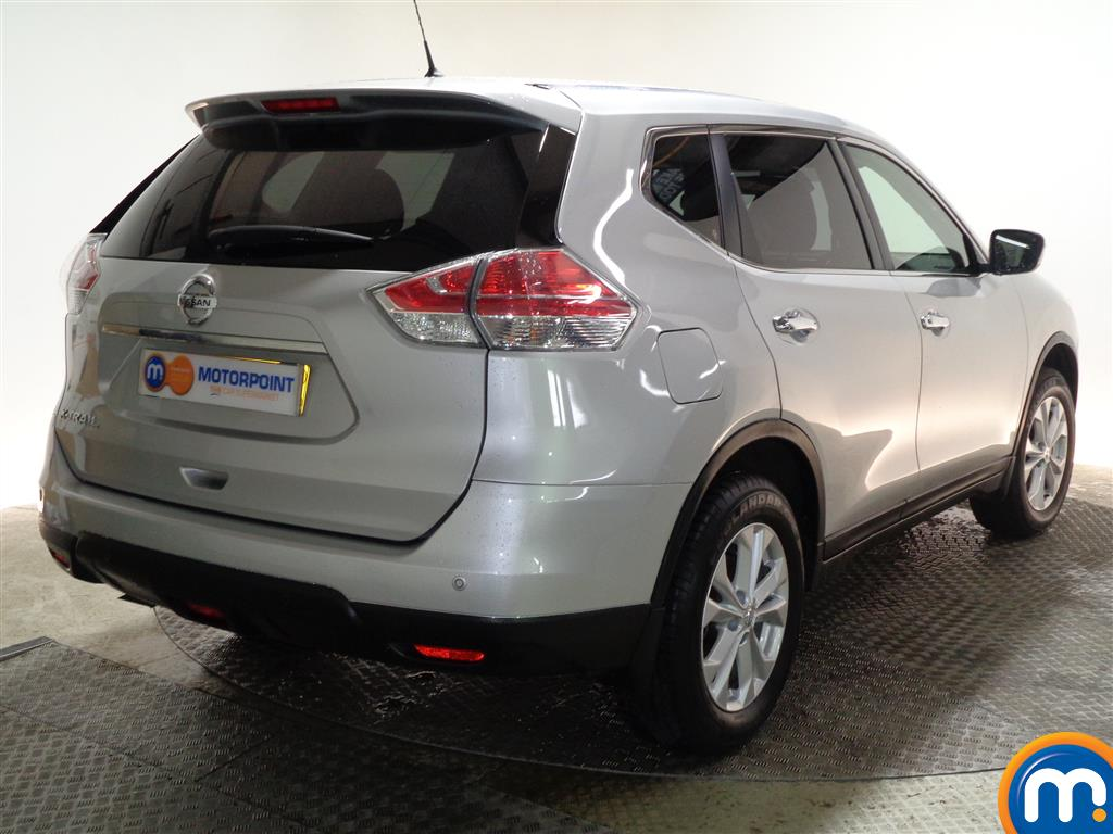 Nissan X-Trail Acenta Manual Diesel Crossover - Stock Number (974963) - Drivers side rear corner