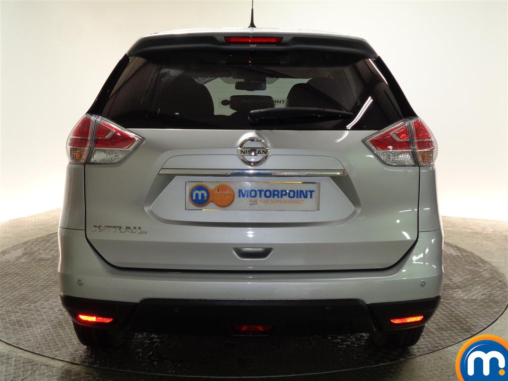 Nissan X-Trail Acenta Manual Diesel Crossover - Stock Number (974963) - Rear bumper
