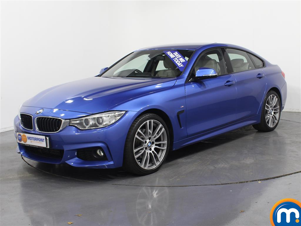 BMW 4 Series M Sport - Stock Number (975783) - Passenger side front corner