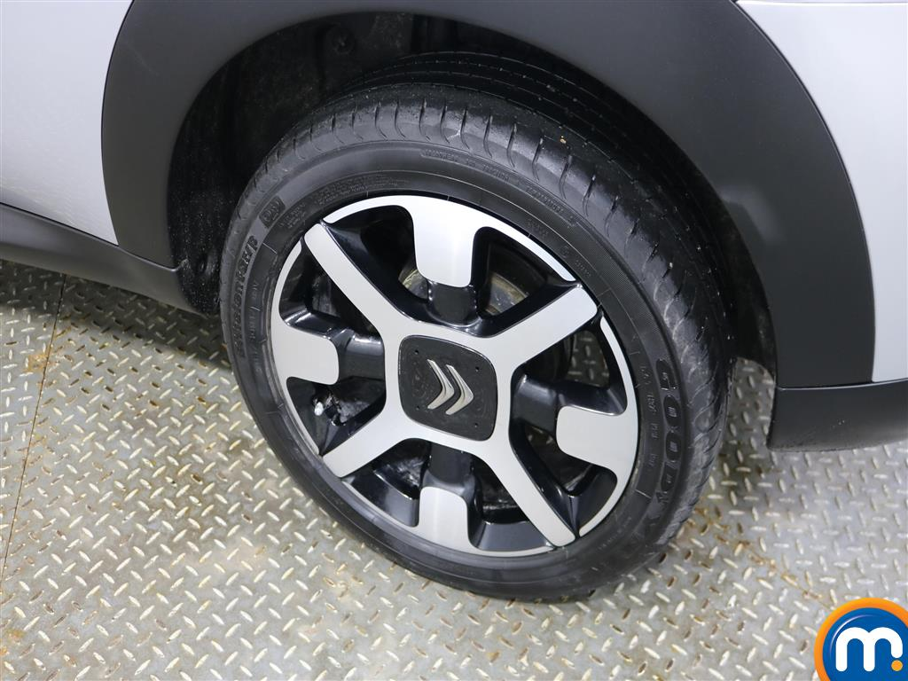 Citroen C4 Cactus Flair Manual Petrol Hatchback - Stock Number (975044) - 4th supplementary image