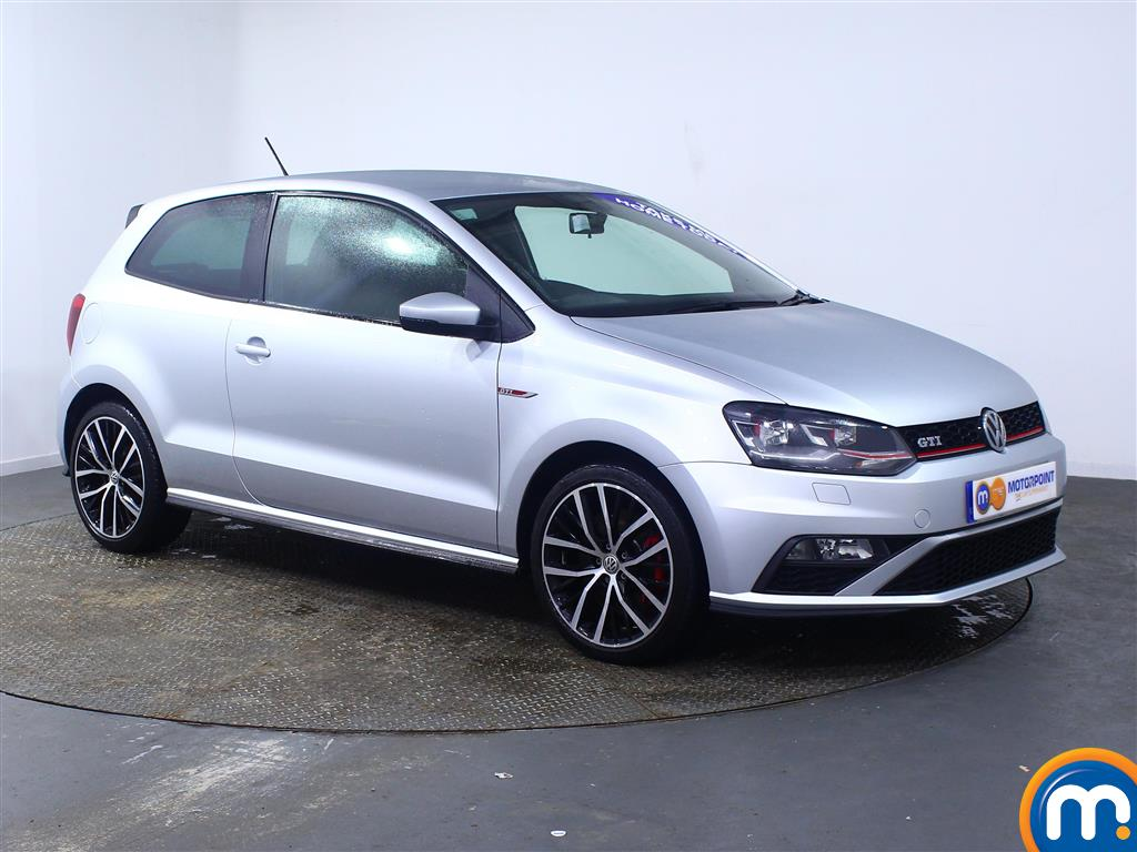 Volkswagen Polo GTI Automatic Petrol Hatchback - Stock Number (972261) - Drivers side front corner