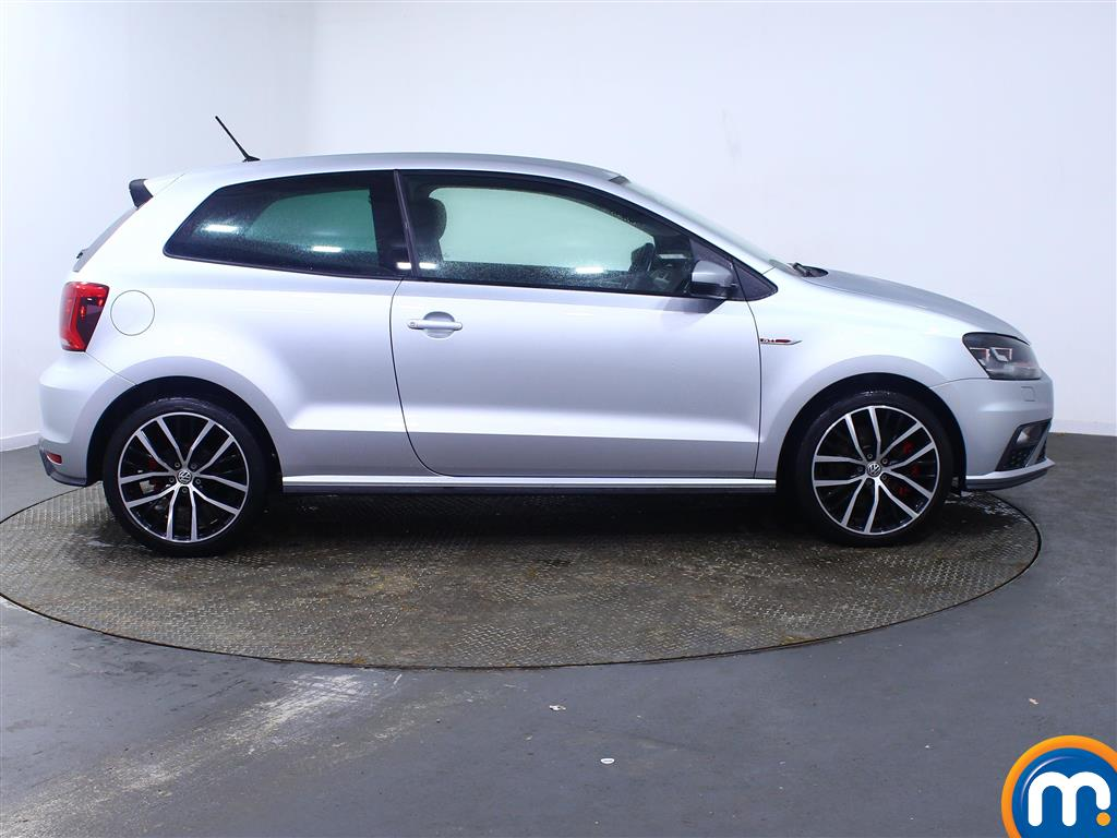 Volkswagen Polo GTI Automatic Petrol Hatchback - Stock Number (972261) - Drivers side