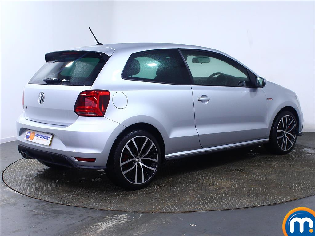 Volkswagen Polo GTI Automatic Petrol Hatchback - Stock Number (972261) - Drivers side rear corner