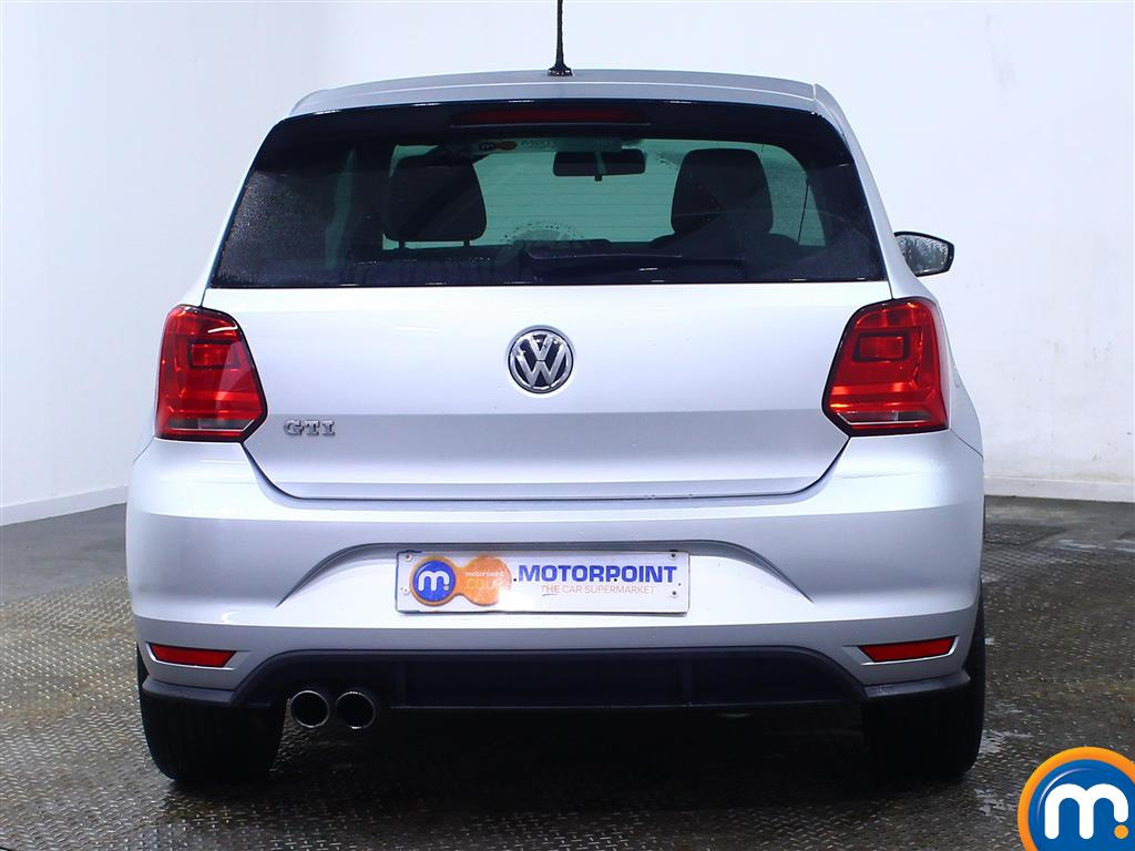 Volkswagen Polo GTI Automatic Petrol Hatchback - Stock Number (972261) - Rear bumper