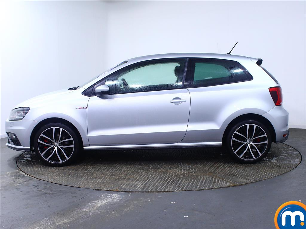 Volkswagen Polo GTI Automatic Petrol Hatchback - Stock Number (972261) - Passenger side