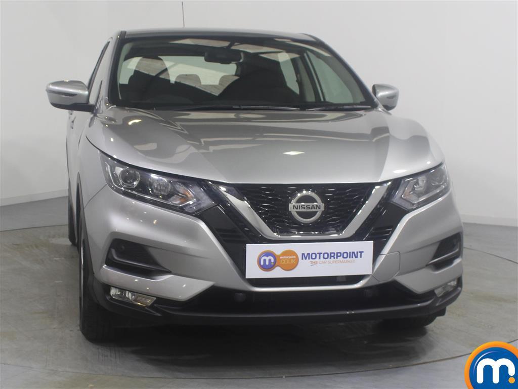 Nissan Qashqai Acenta Manual Petrol Hatchback - Stock Number (973653) - Front bumper