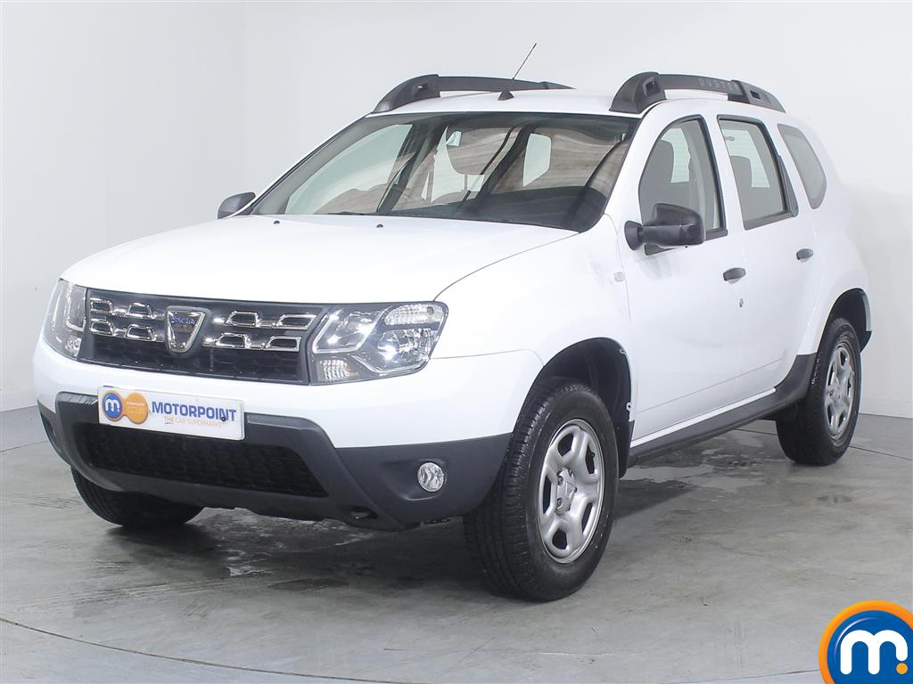 Dacia Duster Air - Stock Number (967332) - Passenger side front corner