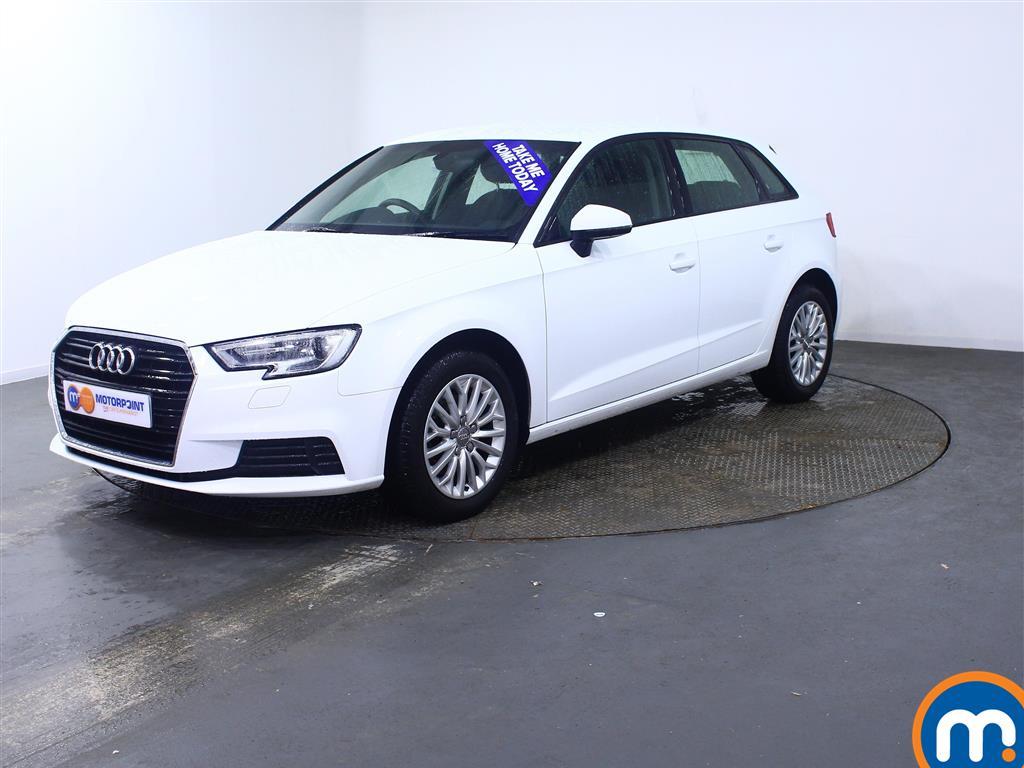 Audi A3 SE Technik - Stock Number (976917) - Passenger side front corner