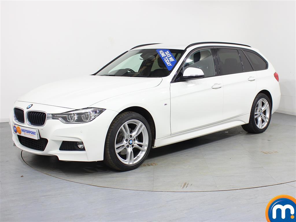 BMW 3 Series M Sport - Stock Number (958894) - Passenger side front corner