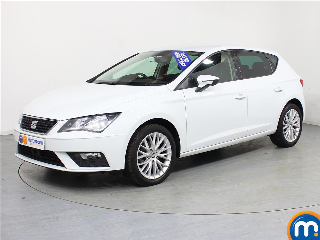 Seat Leon SE Dynamic Technology - Stock Number (968965) - Passenger side front corner