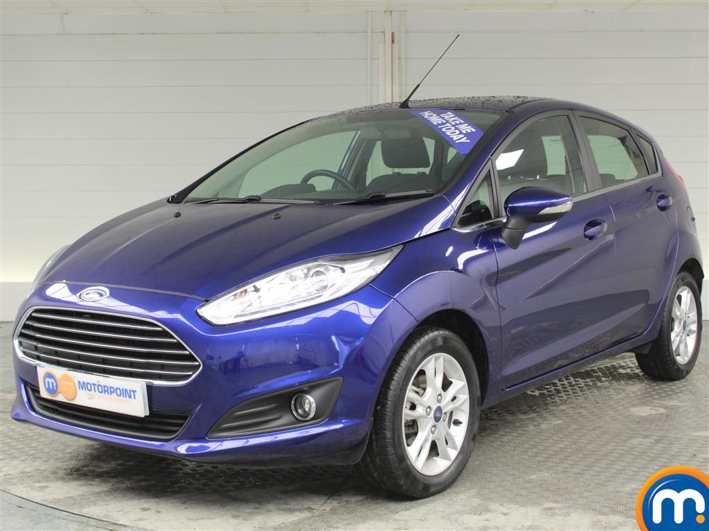 Ford Fiesta Zetec - Stock Number (974925) - Passenger side front corner