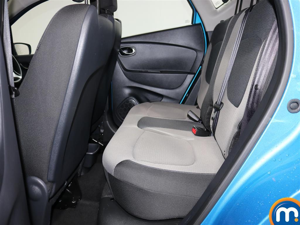 Renault Captur Expression-Plus Manual Diesel Hatchback - Stock Number (976914) - 3rd supplementary image