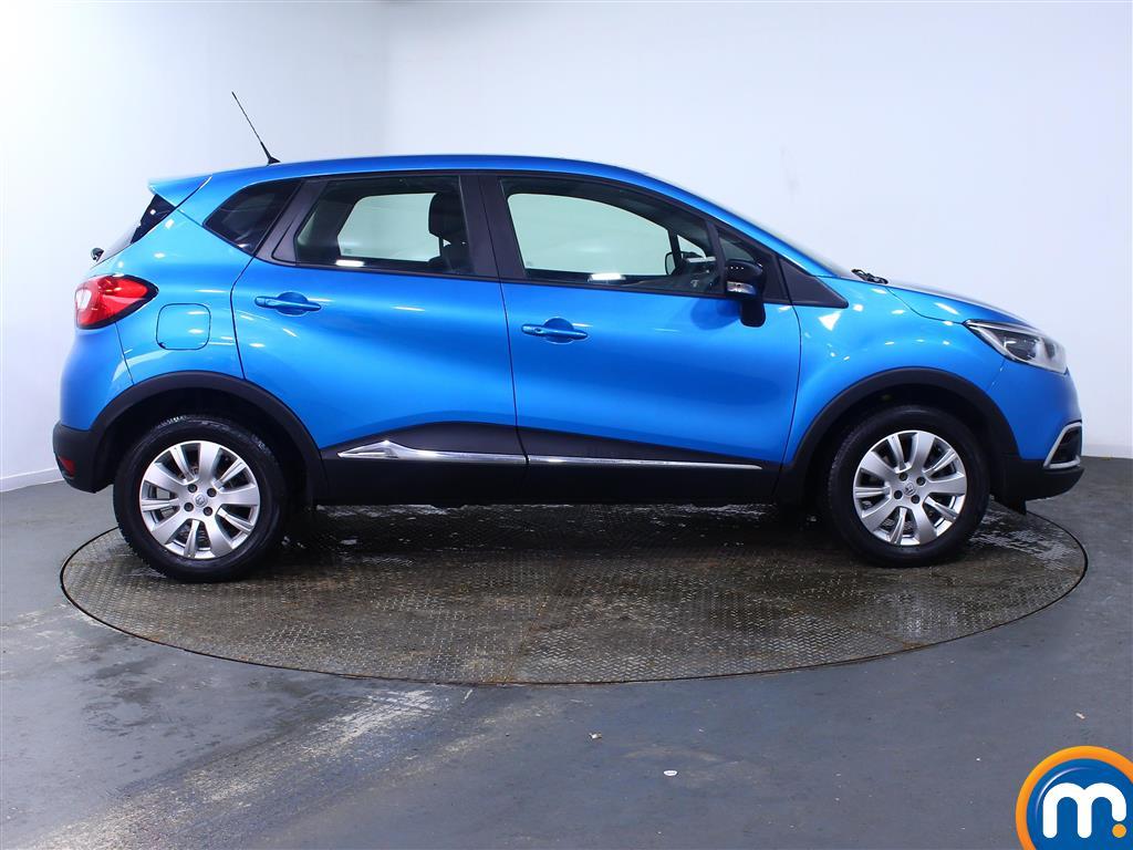 Renault Captur Expression-Plus Manual Diesel Hatchback - Stock Number (976914) - Drivers side
