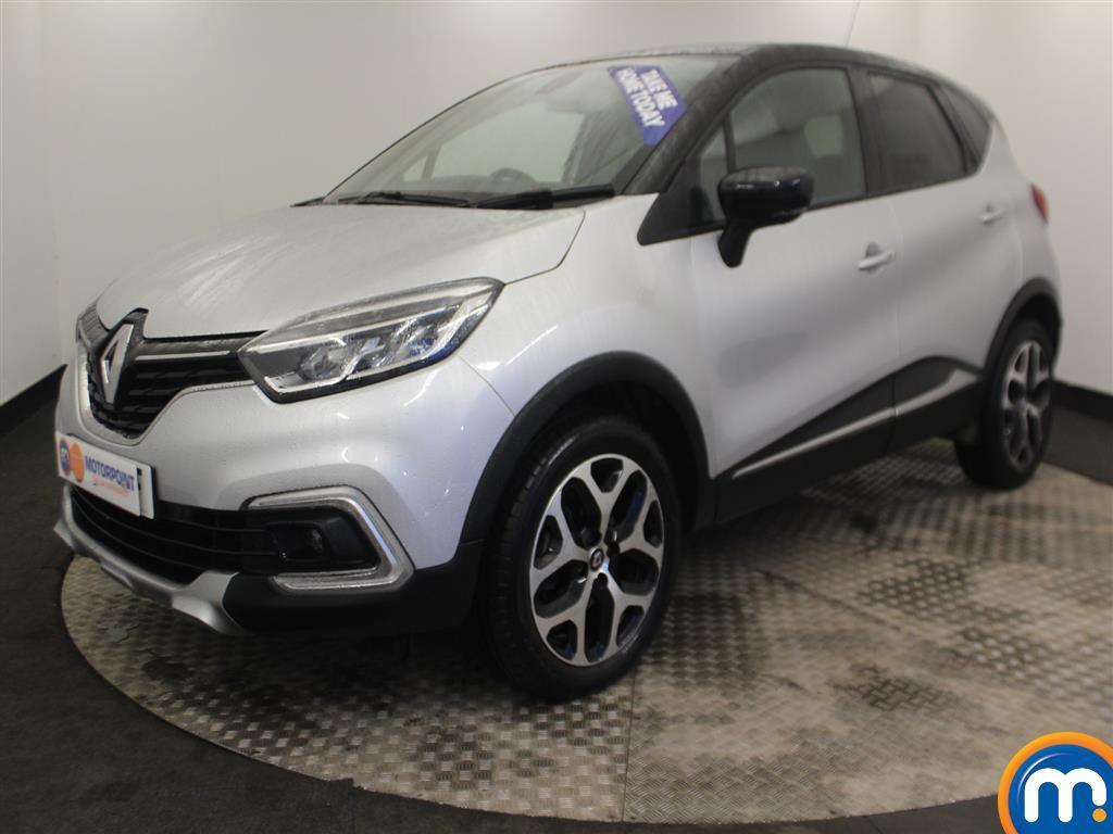 Renault Captur Signature X Nav - Stock Number (973506) - Passenger side front corner