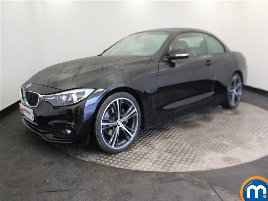 BMW 4 Series Diesel Convertible